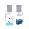Migro Wireless Control 154 MHz 2 CH w/ Auto Start-Stop