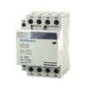 ElectroDepot Contactor- 4Pole Normally Closed 63A 120VAC