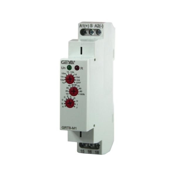 Multi-Function Timer Relay- Electronic Timer 12 VAC 24V - 24/110/220VAC