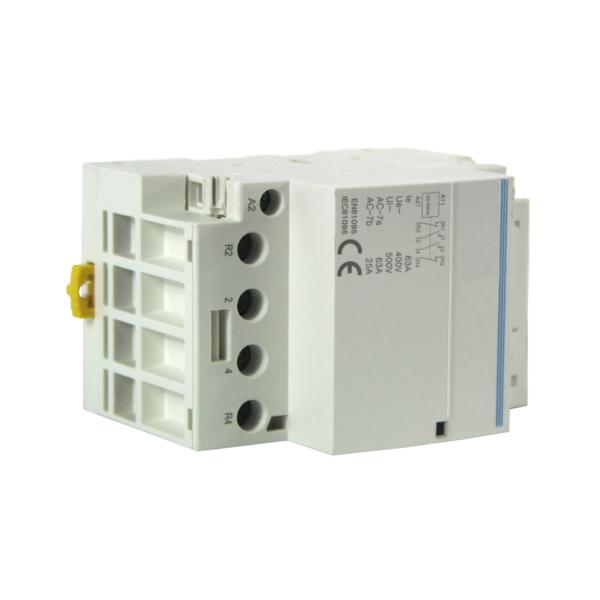 ElectroDepot Contactor 2P NO 2P NC 63A 24VAC