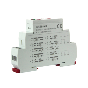 Latching Relay Momentary-to-Toggle (Bi-Stable) Single Coil, DIN