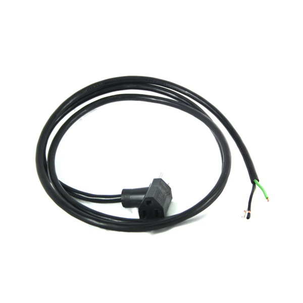 ElectroDepot Power Piggyback Power Cable 3 Watts-Cable 6 Foot 16/3, Float Switch/Sump Pump, Humidist