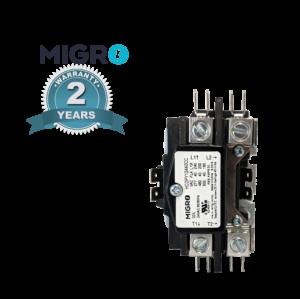 Migro 1 Pole 40 AMP 24 VAC