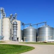 grain elevator facilit