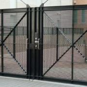 Secured Gate